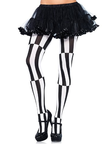 Alice In Wonderland Tights - One-Size
