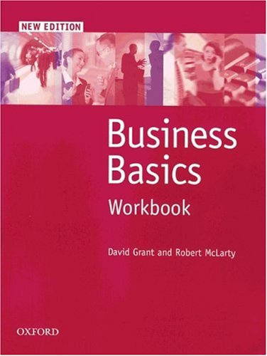 Book cover for share_ebook Business Basics New edition Workbook
