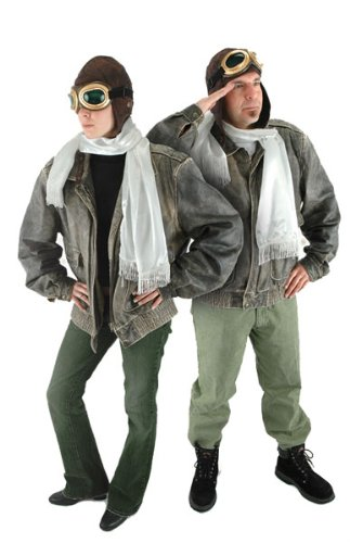 Aviator Costume Kit - Easy Pilot