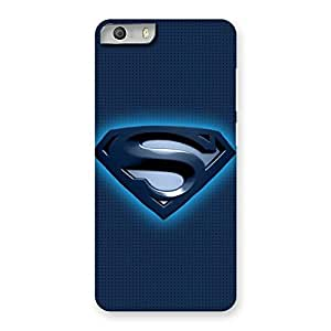 Ajay Enterprises Super Blue S Back Case Cover for Micromax Canvas Knight 2
