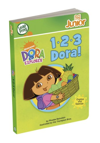 LeapFrog Tag Junior Dora The Explorer Book