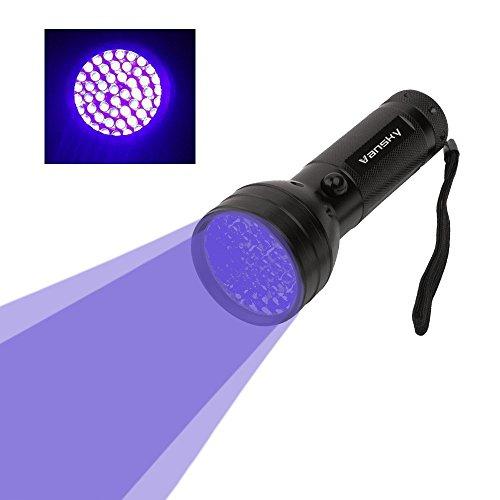 417GOTJoBcL 「Vansky 紫外線ブラックライト懐中電灯 51LED 」レビュー!意外な使い方で楽しめるブラックライト懐中電灯!