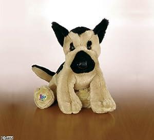 Webkinz German Shepherd