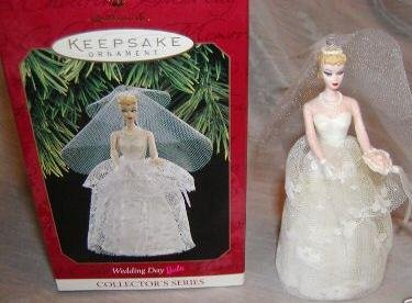 1997 WEDDING DAY BARBIE - Collector's Series - Hallmark Keepsake