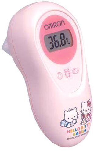 Ear Type Electronic Thermometer/Hello Kitty Babies front-618857