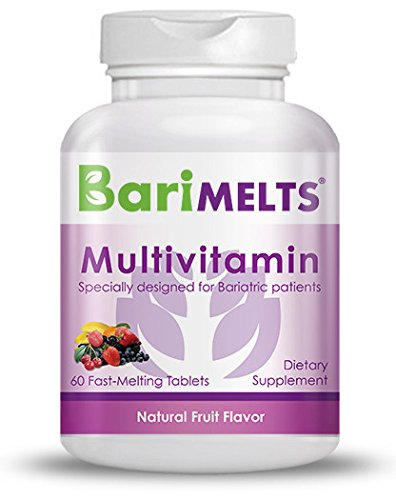 Barimelts Multivitamin Bariatric Vitamins Shopswell