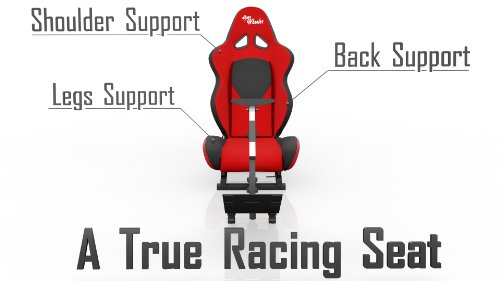 Openwheeler Classic Fulfilled By Amazon Racing Seat