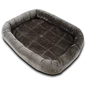 Majestic Pet 42-Inch Charcoal Crate Pet Bed Mat