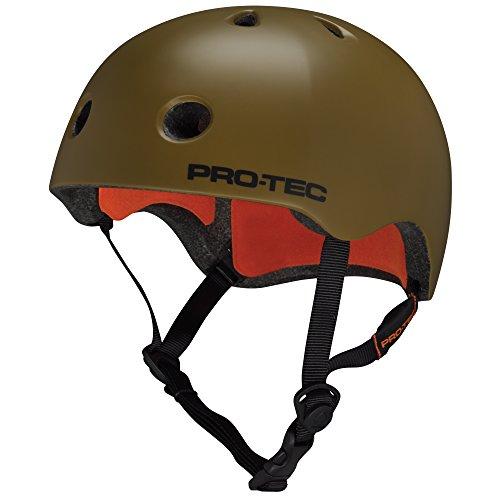 PROTEC Original Street Lite Helmet, Army Green, X-Large