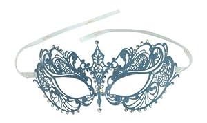 KAYSO INC BA001 Elegant Artisan Venetian Laser Cut Masquerade Mask