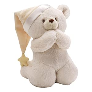 GUND Prayer Bear Plush