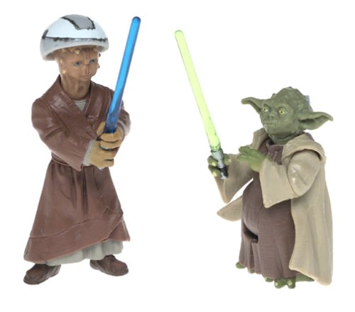 Star Wars: Episode 2 > Yoda and Chian Action Figure (Star Wars Episode 2 Figures compare prices)
