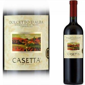 Villa Casetta Dolcetto d'Alba Piemonte 2012 75cl