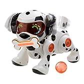 Teksta the Robotic Puppy Dalmation