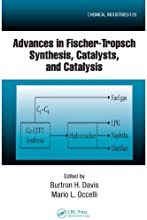 Advances in Fischer-Tropsch Synthesis Catalysts and Catalysis Chemical Industries