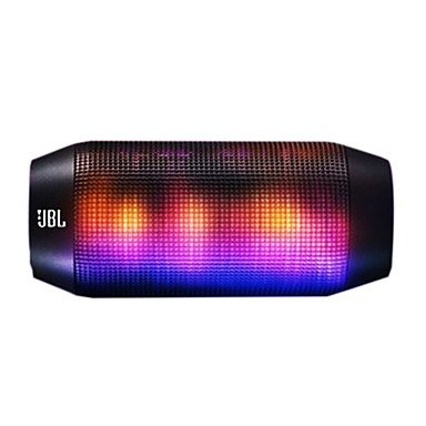 Gjy Jbl Pulse Wireless Portable Bluetooth Apple Speaker Subwoofer , Black