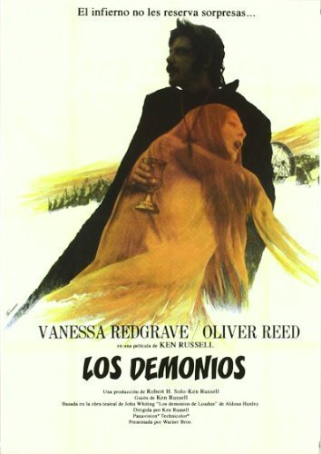 The Devils [Region 2] by Vanessa Redgrave (Devils Oliver Reed compare prices)