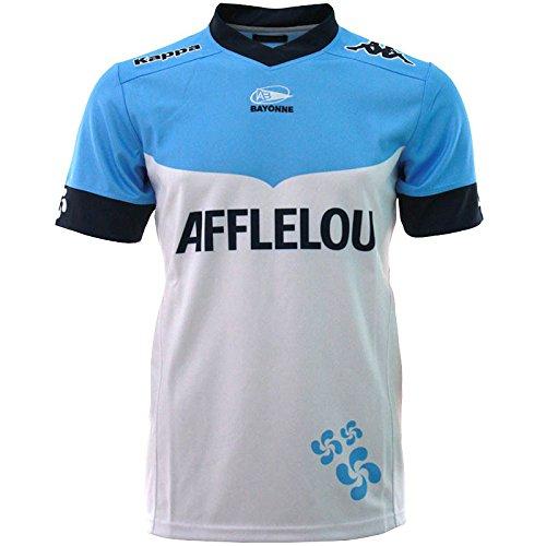 Bayonne-201314-Maillot-de-Rugby-Rplique--Domicile-MC-CielBlanc