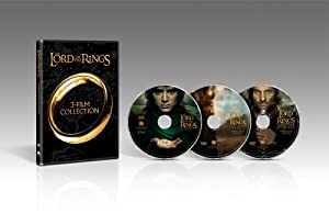 Lord of the Rings, The: The Motion Picture Trilogy from New Line Home Video