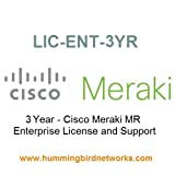 Meraki Enterprise Subscription License for Meraki MR Series wireless access points - 3 Years Contract LIC-ENT-3YR