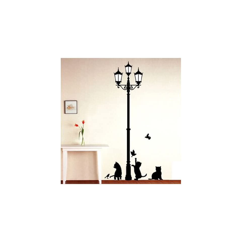 (20x28) Flower Spindles Wall Decal