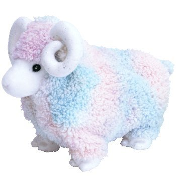 Ty Beanie Babies Bam the Ram [Toy] - 1