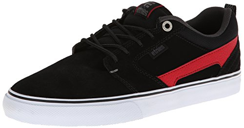Etnies RAP CT, Scarpe da skateboard Uomo, Nero (Schwarz (001/BLACK), 45 (10 uk)