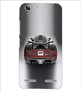 PrintDhaba Car D-5538 Back Case Cover for LENOVO VIBE K5 PLUS (Multi-Coloured)