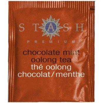Chocolate Mint Oolong Tea