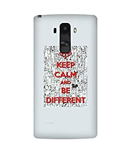 Be Different LG G4 Case