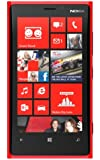 Nokia Lumia 920 32GB AT&T Locked Windows 8 OS Cell Phone - Red