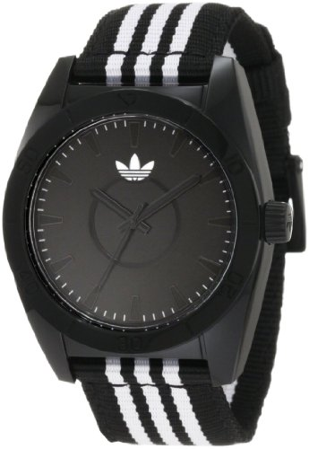 adidas Men's ADH2659 Santiago Black Watch
