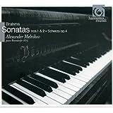 Klaviersonaten 1 & 2/Scherzo Op.4