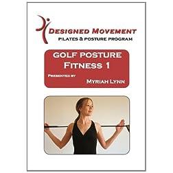 Golf Posture Fitness #1