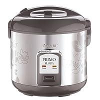 Preethi Primo RC 311 P18 Flora 1.8-Litre 700-Watt Rice Cooker