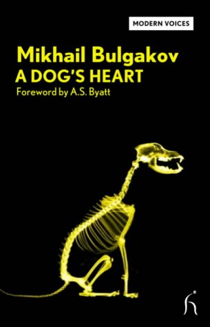 the revolution in heart of a dog by mikhail bulgakov This comparative analysis focuses on mikhail bulgakov's heart of a dog (1925)  and  catalyst in the revolutionary evolution of the mythic new soviet man.