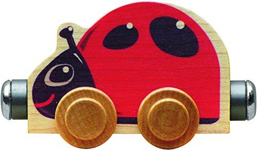 NameTrain - Lizzie Ladybug
