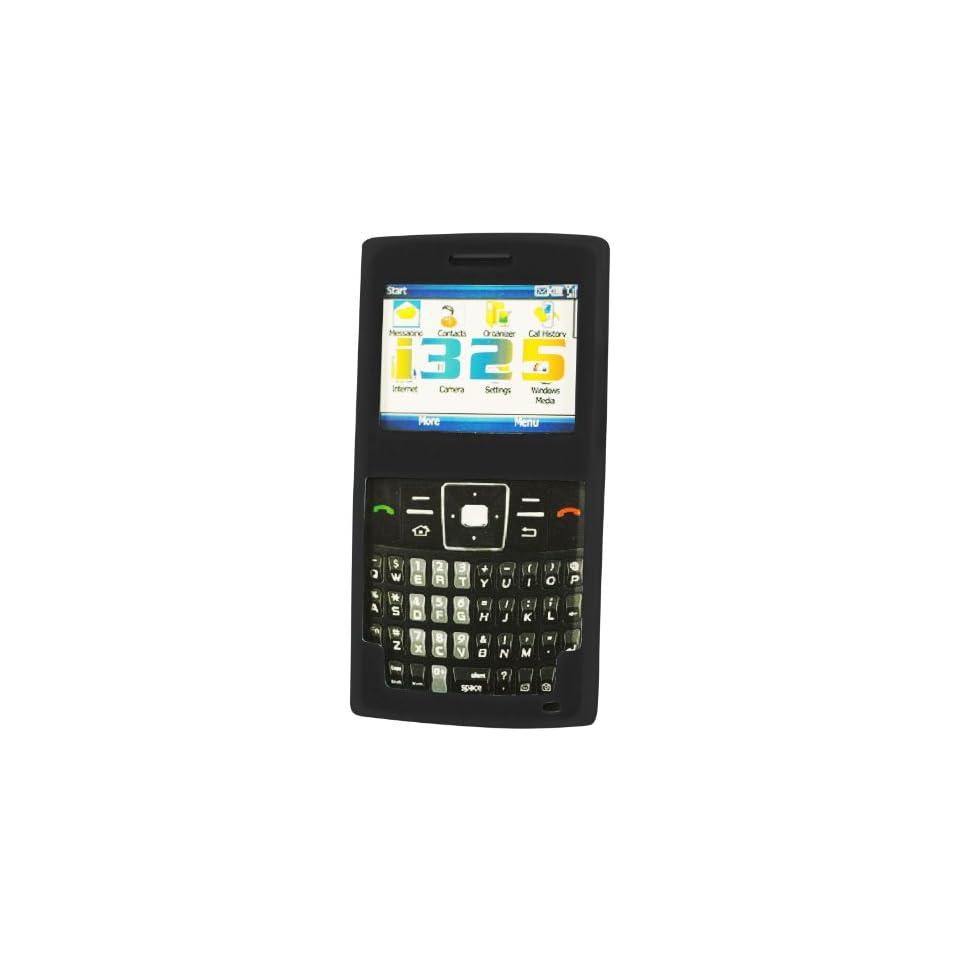Cellet Samsung Ace SPH i325 Black Jelly Case