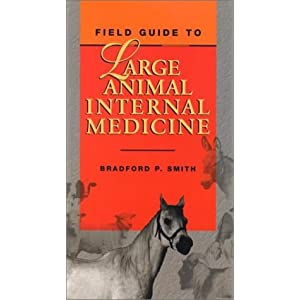 Field Guide to Large Animal Internal Medicine [Paperback]