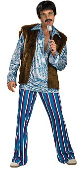 Rockstar Guy Adult Costume