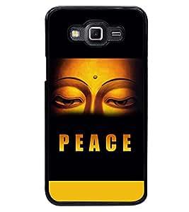 PRINTSWAG PEACE Designer Back Cover Case for SAMSUNG GALAXY GRAND MAX