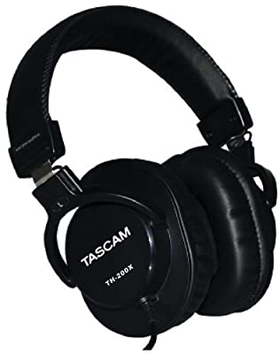 TASCAM TH-200X Pro Studio Headphones