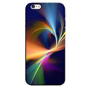 COLORED PATTERN BACK COVER FOR APPLE IPHONE 6