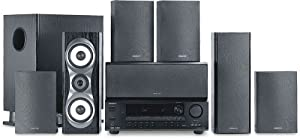 Onkyo HT-S780 - Home theater system - 7.1 channel - black