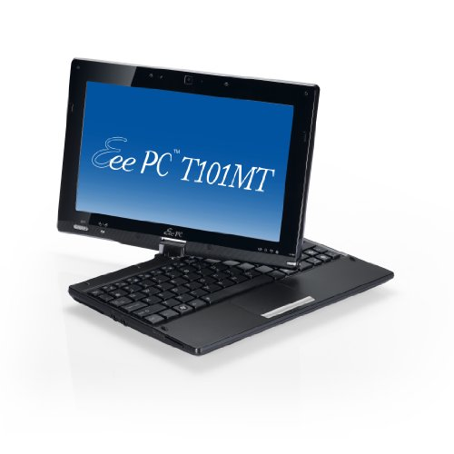 ASUS Eee PC T101MT-EU27-BK 10.1-Inch Convertible