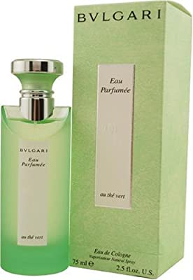 Bvlgari Green Tea By Bvlgari For Men and Women, Cologne Spray, 2.5-Ounce Bottle