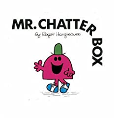 Mr. Chatterbox (Mr. Men Library)