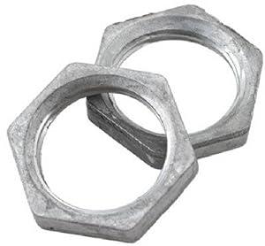 "Brass Craft #SF0457 B 1/2""IPS Faucet Lock Nut"