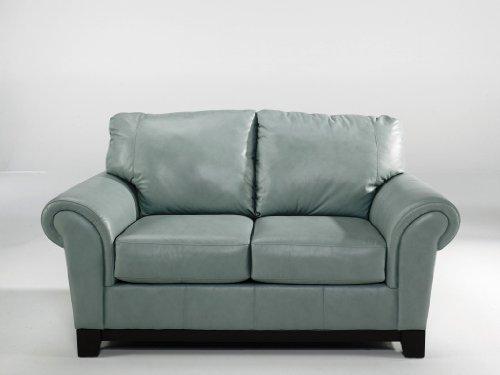 Buy Low Price Ashley Furniture Allendale – Mist Loveseat by Ashley Furniture (B002Q32N4U)