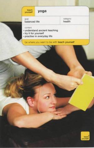 Teach Yourself Yoga
